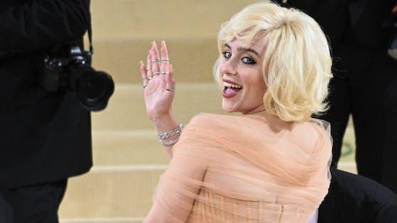 Billie Eilish verzauberte in einem komplett neuen Look.