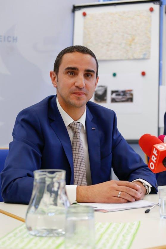 Haijawi-Pirchner wird neuer Chef des Staatsschutzes.