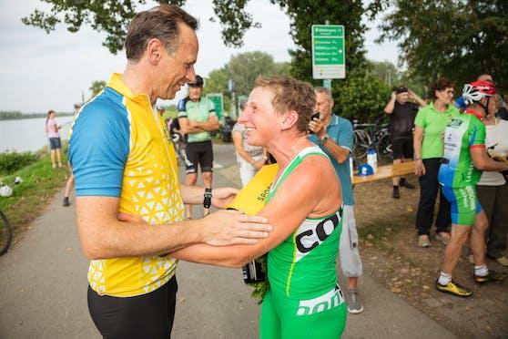 Meixner holte Rad-Weltrekord