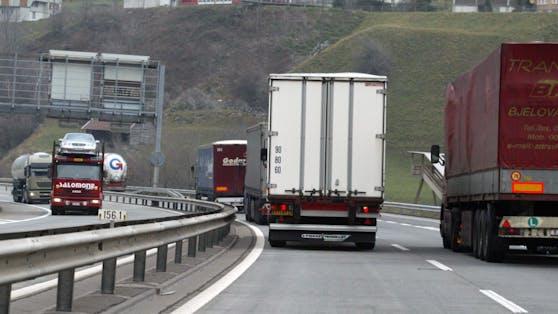 In Österreich fehlen laut WKO etwa 8.000 Lkw-Fahrer.