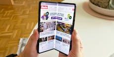 Samsung Galaxy Z Fold 3 5G im Test: Falttastisch!