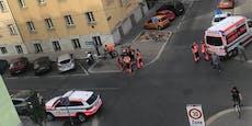Schusswechsel-Alarm in Wien - Cobra und Wega rücken an