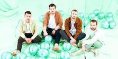 Diese Indie-Rocker blasen zum Angriff auf die Ö3-Charts