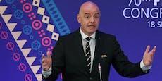FIFA-Ansage: Fans befürworten WM alle zwei Jahre