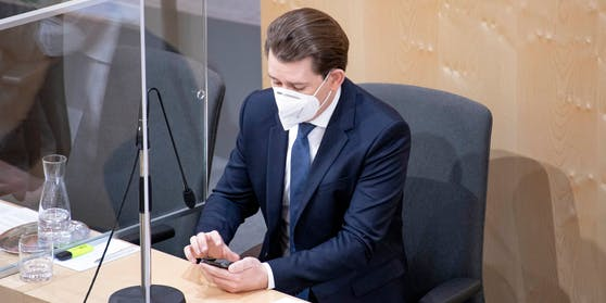 Die Facebook-Nachrichten an Bundeskanzler Sebastian Kurz (ÖVP) haben nun eine Einweisung zur Folge.
