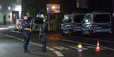 Polizisten vereitelten Terroranschlag vor Synagoge