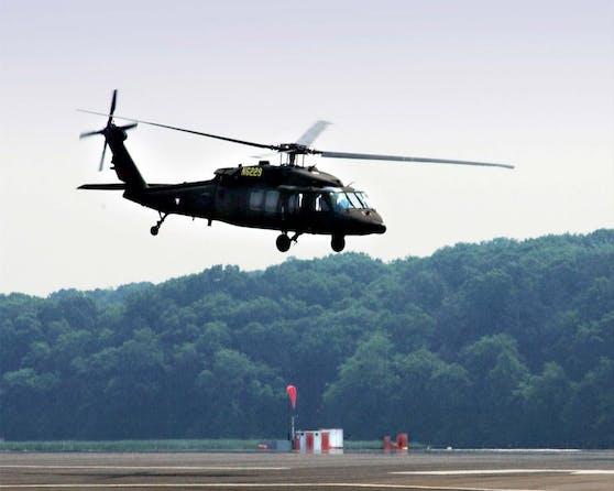 Donnerstagfrüh rissen Bundesheer-Hubschrauber Linzer aus dem Schlaf.