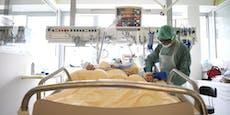 100 Prozent der Intensiv-Patienten im AKH nicht geimpft