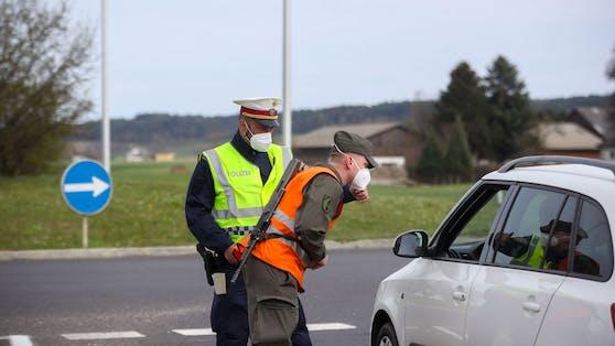 Ab Samstag gelten in Braunau wieder Ausreisetests.