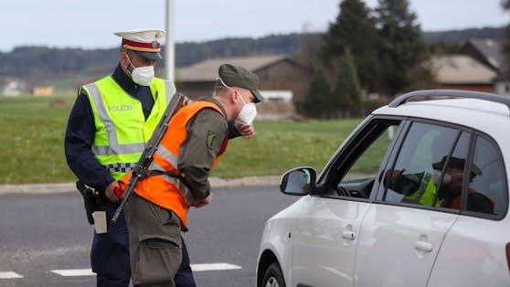 Seit Samstag gelten in Braunau wieder Ausreisetests.