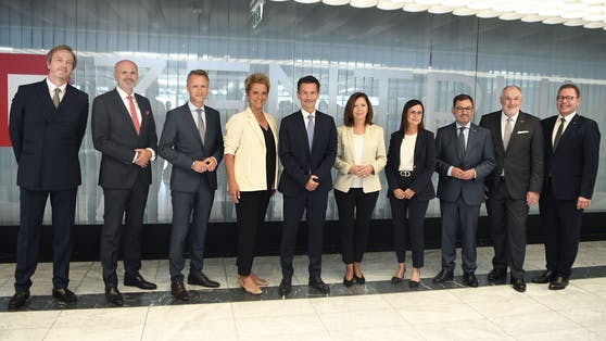 Am Donnerstag wurden neben den vier zentralen Direktoren auch die Leitungen der neun Landesstudios vom ORF-Stiftungsrat bestellt.