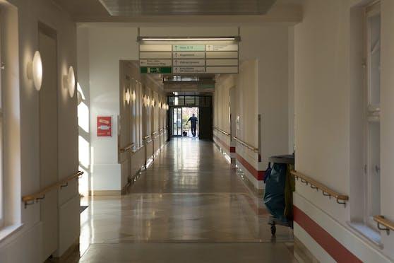 Die Szenen spielten sich im Kantonsspital in Frauenfeld (Schweiz) ab (Symbolfoto)