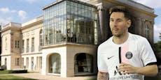 Messi sucht ein Haus: Gönnt er sich dieses Schloss?