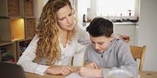 Rekord an Schulabmeldungen – über 7.500 Kinder zu Hause