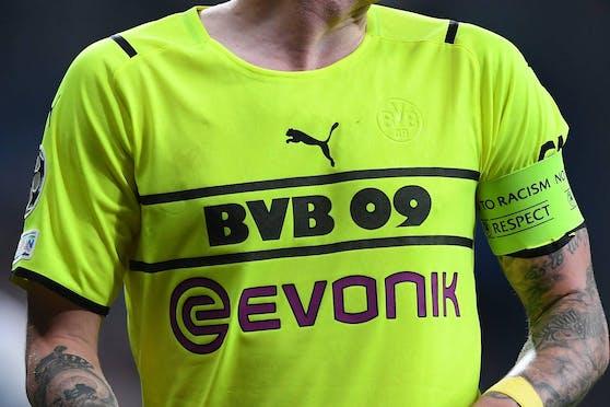 Das Trikot von Borussia Dortmund sorgte für Wirbel unter den BVB-Fans.