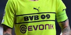 Nach Trikot-Wirbel: BVB-Ausrüster entschuldigt sich