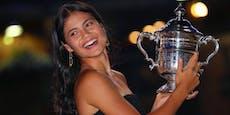 Name geschützt: Milliarden-Karriere für Tennis-Star?