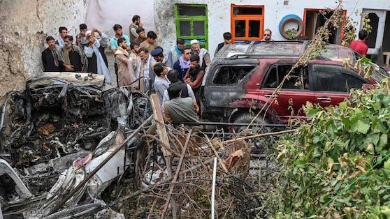 Das US-Militär hat einen US-Luftangriff in der afghanischen Hauptstadt Kabul Ende August als «tragischen Fehler» bezeichnet.