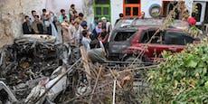 US-Militär tötet bei Drohnenangriff sieben Kinder