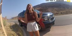 Horror-Roadtrip! 22-Jährige einfach verschwunden