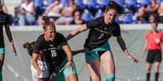 ÖFB-Damen starten mit 8:1-Pflichtsieg in die WM-Quali