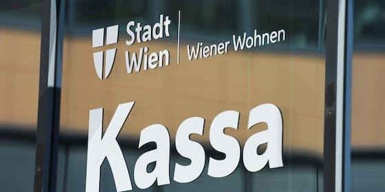 Blick auf die Wiener Wohnen Zentrale am Freitag, 3. September 2021, in Wien.