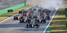 Nur noch ein Formel-1-Cockpit für 2022 ist frei