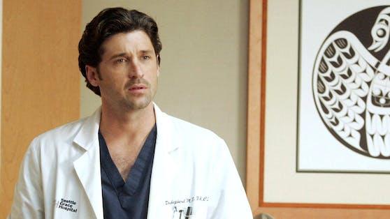 """Patrick Dempsey verkörperte bis 2015 die Rolle des """"McDreamy"""" alias Dr. Derek Shepard in der Krankenhausserie """"Grey's Anatomy"""". 2021 kehrte er zurück - für eine Gastrolle."""