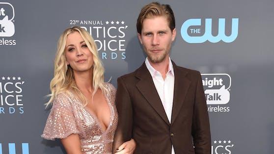 """""""The Big Bang Theory""""-Star Kaley Cuoco und Geschäftsmann Karl Cook waren drei Jahre verheiratet."""