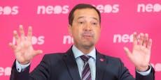 """""""Kurz versteht nichts"""" – NEOS gegen 1G-Plan von Kanzler"""