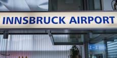 Innsbrucker Flughafen ab Montag geschlossen