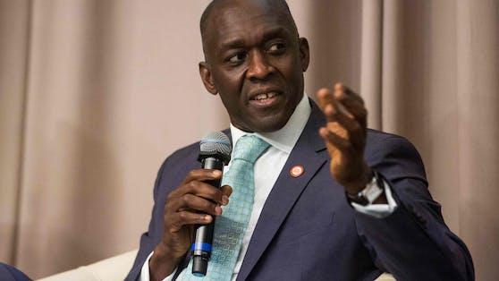 Der neue Managing Direktor der International Finance Corporation (IFC), Makhtar Diop