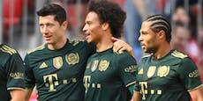 7:0 im Wiesen-Trikot! Bayern zerlegen Aufsteiger Bochum