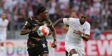 Wieder kein Sieg – Leipzig stolpert auch gegen Köln