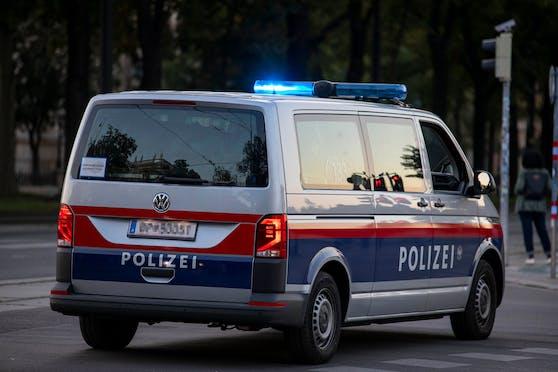 Symbolfoto eines Polizei-Autos.
