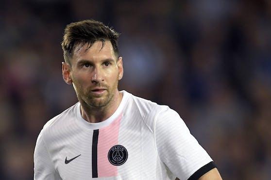 Das Gehalt von Lionel Messi wurde veröffentlicht.