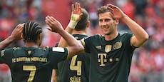 """Bayern-Torlawine, nur ein Star-Kicker hatte """"Mitleid"""""""