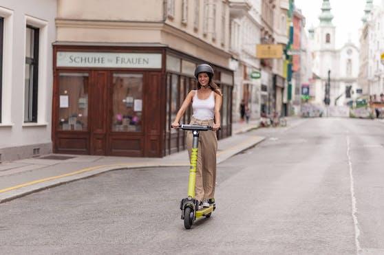 Superpedestrian fördert nachhaltige Fortbewegung und bietet kostenlose E-Scooter-Fahrten an.