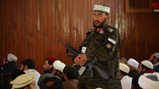 Die Taliban hätten Frieden nach Afghanistan gebracht und seien keine Terroristen.