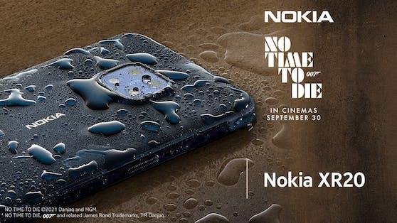 Das brandneue Nokia XR20 ist in Deutschland und Österreich in den Farben Ultra Blue und Granite Grey erhältlich.