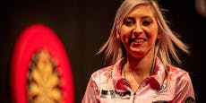 Darts-Star Sherrock siegt nach unfassbarer Aufholjagd