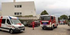 Wohnungsbrand– Mutter mit Kind ins Spital gebracht