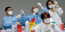Aktion scharf – Impf-Ansturm bei Österreichs Nachbar