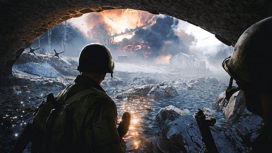 """Neuer weltweiter Erscheinungstermin von """"Battlefield 2042"""" ist der 19. November 2021."""