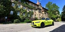Schön (und) brutal: BMW M4 Competition im Test