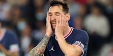 Wegen Messi können die Paris-Stars nicht ausgehen