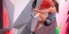 Wieder Hintern von Kletterin gefilmt – Verband reagiert