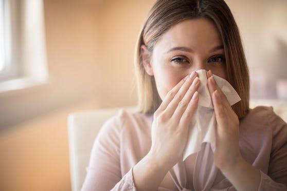 Sex statt Nasenspray soll laut Studie helfen.