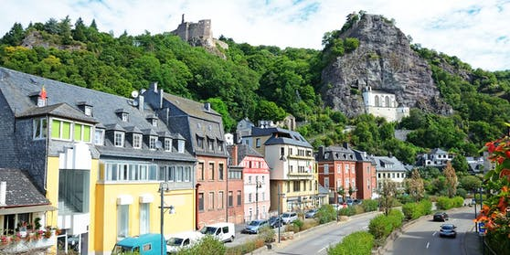 Die 31.000-Einwohner-Stadt Idar-Oberstein war Schauplatz der Tötung.