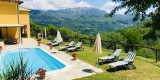 Diese Toskana-Villa könnte dir gehören - für 30 Euro